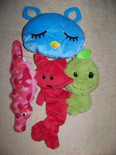 4th Prize-Stuffed Toys-Donated by This Fund